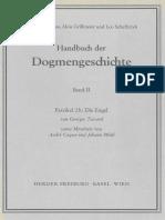 Die Engel - G. Tavard (Handbuch Der Dogmengeschichte II, 2b)