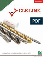 Cle-Line Clf Catalog Rev1016