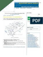 AutoCAD Para Todos - 100% Práctico_ Ejercicios Desarrollados Sólidos 3D