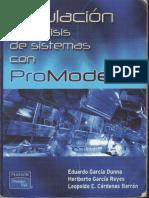 Simulacion y Analisis de Sistemas Con Promodel