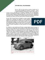 Historia Del Volkswagen