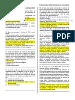 Psicologia prova ufrj  2013 2014