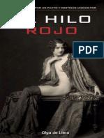 El Hilo Rojo - Olga de Llera (2)