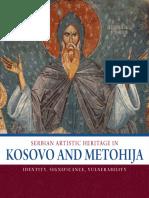 Serbian Artistic Heritage in Kosovo and Metohija