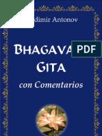 Bhagavad Gita Con Comentarios Spanish Edition