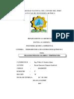 Inf. Laboratorio(Relacion Presion Volumen y Temperatura) 2018[1]