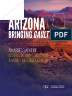 Arizona Assessment NJDC
