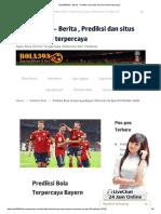 Prediksi Bola Terpercaya Bayern Munchen vs Ajax 03 Oktober 2018