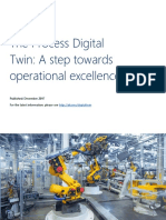 Digital Twin Vision