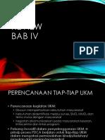 Review Bab IV dan V