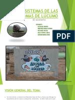 Los Ecosistemas de Las Lomas de Lúcumo