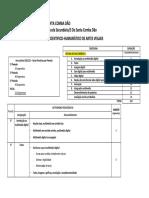 Planificação OMB 12º