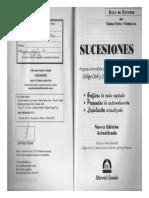Guía de Suceciones (publicada en marzo 2018)