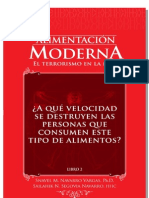 "Alimentacion Moderna PDF Demo Capitulo ""Alimentos modificados genéticamente"""