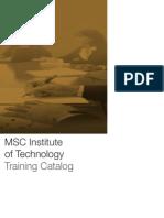 MSC_TrainingCatalog