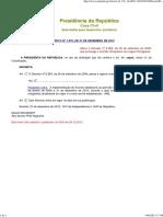 Decreto Nº 7875