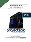 Project 2010 Servidor Web Linux Ubuntu Server info