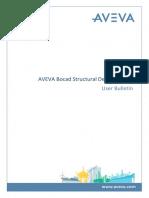 AVEVA Bocad Structural Detailing™ 3.1