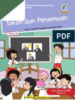 Buku Siswa Kelas 6 Tema 3 Revisi 2018