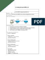 BDCOM 2800-30 Test Cases