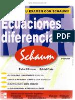 Differential Equation - Richard Bronson