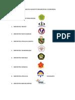 Daftar Fakultas Hukum Pts Berakreditasi a Di Indonesia