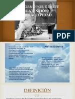 TDAH (DSM 5)