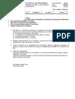2da Práctica Calificada - Microondas