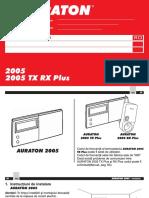 2005-TX termostat.pdf