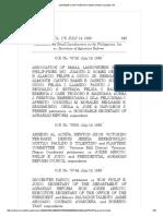 Association of Small Landowners v. Secretary of Agrarian Reform July 14,1989 175 SCRA 343