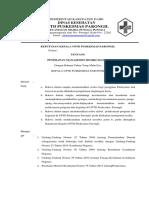 9.1.1.6 SK PENANGANAN KTD,KPC,KNC