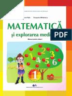 Manual Mate Cls 1 Tudora Pitila, Cleopatra Mihailescu