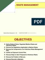 7. Medical Waste Management