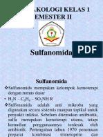 Farmakologi Kelas 1 Semester II Kemoterapeutika 31