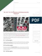 3PL, 4PL y El Futuro de La Externalización Logística _ Transgesa