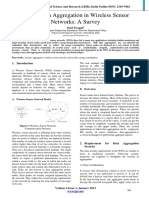 Secure Data Aggregation in Wireless Sensor Networks a Survey