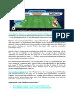 Bursa Taruhan Deportivo Alaves vs Real Madrid 6 Oktober 2018