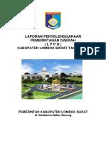 LPPD - Kabupaten Lombok Barat 2014