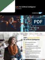 SAP's Guiding Principles for Artificial Intelligence
