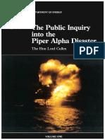 Piper Alpha Public Inquiry