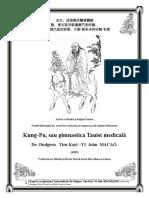 Kung-Fu sau Gimnastica Taoist- Medicala.pdf