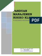 8.a Panduan Manajemen Risiko Klinis