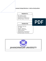 Modified Research Proposal