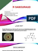 Agar Sabouraud