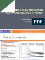 Depresion. Dra. Asuncion Lara