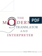 HorvathTheModernTranslator.pdf