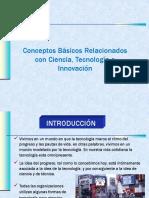 Conceptos Basicos Ciencia y Tecnologia