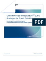 Unified Physical Infrastructure Strategies for Smart Data Centers