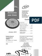 Greek Island Ferries Sea Schedules October 2010