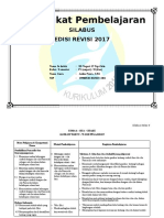 04. Silabus Semester 2 Kelas 4 K13 - Edisi Revisi 2017